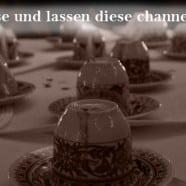 © Kaffeesatz channeln bei Veranstaltungen